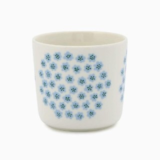 marimekko - 新品■プケッティ ラテマグ マリメッコ ホワイト ブルー