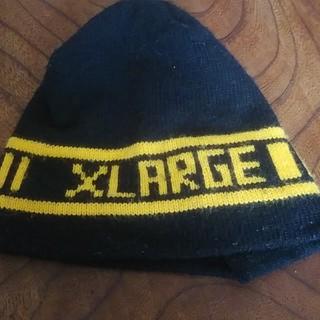エクストララージ(XLARGE)のXLARGEニット帽(ニット帽/ビーニー)