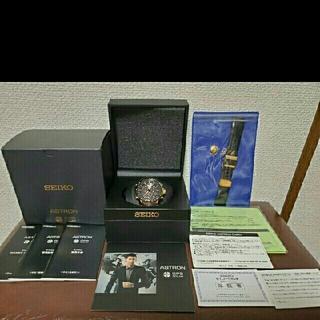 セイコー(SEIKO)のセイコー アストロン ノバク・ジョコビッチ世界限定2500本SBXB022(腕時計(アナログ))