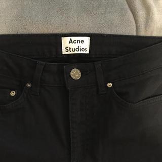 ACNE - Acne Studios SKIN 5 BLACK 27/30