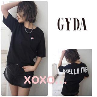 GYDA - GYDA FILA BIELLA ITALIA BIG Tシャツ