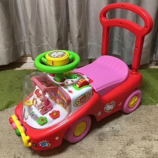 サンリオ - キティちゃん♡手押し車