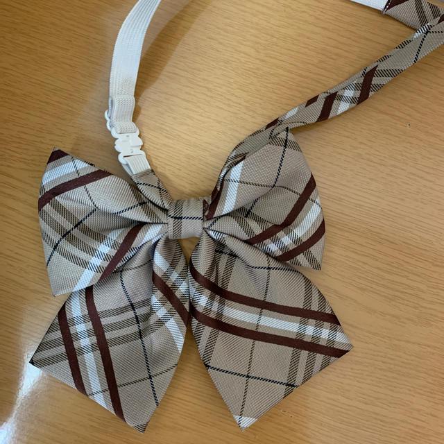 制服リボン レディースのファッション小物(ネクタイ)の商品写真