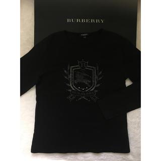 BURBERRY - バーバリー  ロゴ カットソー☆三陽商会 正規品
