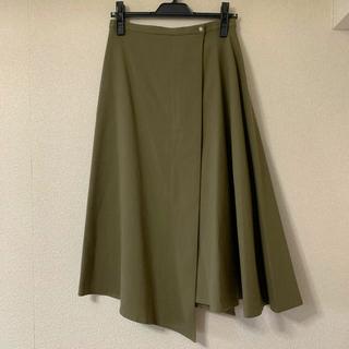 TOMORROWLAND - トゥモローランド  MACPHEE アシンメトリースカート