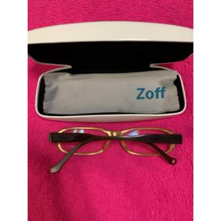 ゾフ(Zoff)のZoff メガネ ケース・メガネ拭き付き(サングラス/メガネ)
