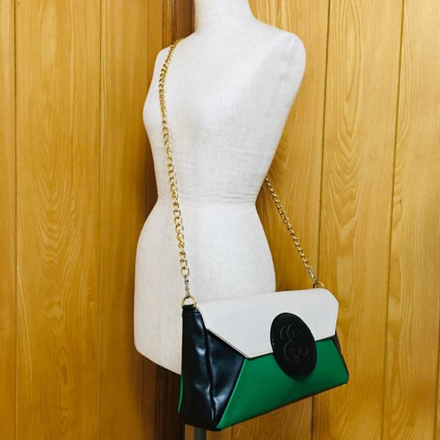 STUSSY(ステューシー)の【Yuki様 専用】stussy women  ショルダーバッグ クラッチ レディースのバッグ(ショルダーバッグ)の商品写真