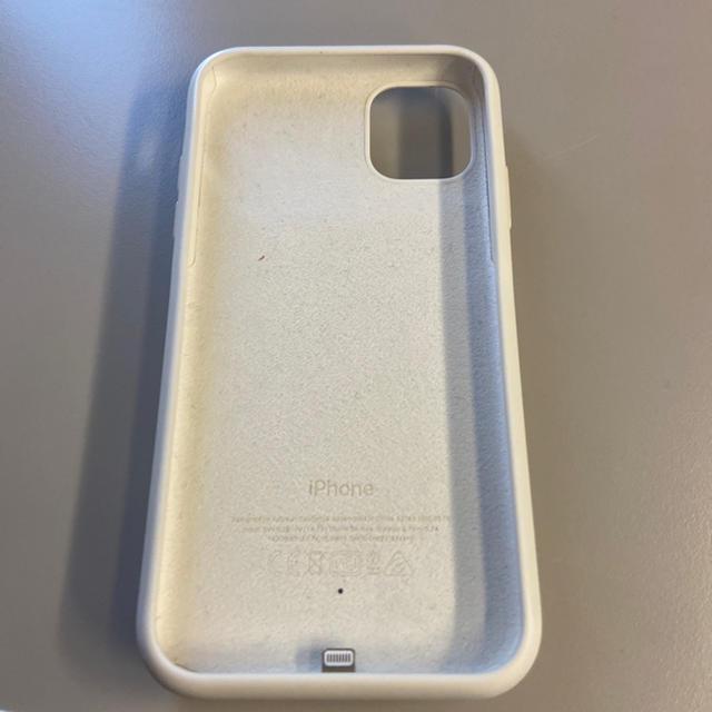 Apple(アップル)のiPhone11 Apple純正 スマートバッテリーケース スマホ/家電/カメラのスマホアクセサリー(iPhoneケース)の商品写真