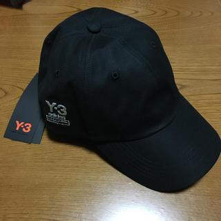 ワイスリー(Y-3)のY-3 キャップ ブラック 専用(キャップ)