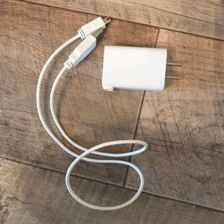 フィリップス(PHILIPS)のフィリップス ソニックケア 電動ハブラシ 充電器のみ(バッテリー/充電器)