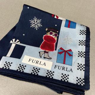 Furla - フルラハンカチ新品未使用 シール付き