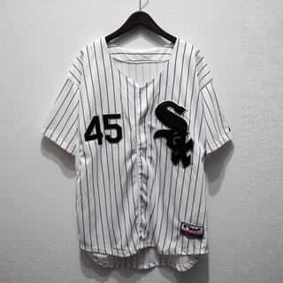 マジェスティック(Majestic)の1994 MLB シカゴ・ホワイトソックス #45 マイケル・ジョーダン(ウェア)