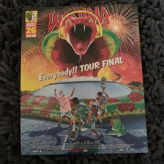 ワニマ(WANIMA)のWANIMA LIVE Blu-ray DVD(ミュージック)