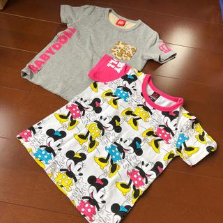 ベビードール(BABYDOLL)のベビードール BABY DOLL 半袖 Tシャツ 120(Tシャツ/カットソー)