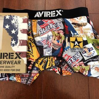 AVIREX - アヴィレックス ボクサーパンツ Mサイズ