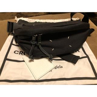 Maison Martin Margiela - 新品 Maison Margelia ボディバッグ 四つタグ ブラック bag