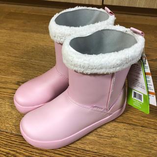 クロックス(crocs)の新品 クロックス  ブーツ 20cm(J2)(ブーツ)