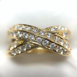 ●Queen k18 diamonds リング(リング(指輪))