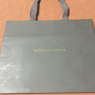 ボッテガヴェネタ(Bottega Veneta)のBOTTEGA VENETA 紙袋(ショップ袋)
