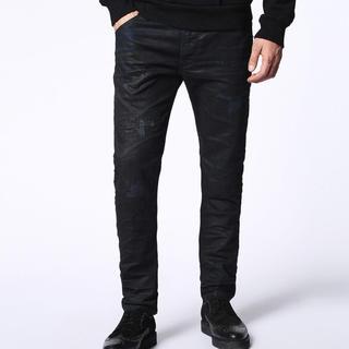 DIESEL - DIESEL KROOLEY CB-NE jogg jeans デニム パンツ
