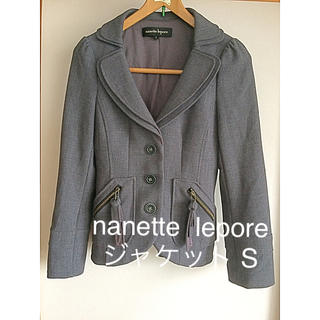 ナネットレポー(Nanette Lepore)のジャケット レディス(テーラードジャケット)