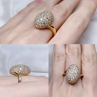 ●クイーン ダイヤモンド 2.08ct 指輪(リング(指輪))