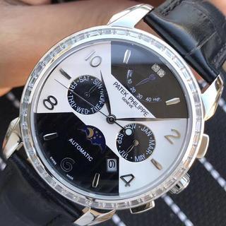 パテックフィリップ(PATEK PHILIPPE)のパテックフィリップ  美品 腕時計 メンズ 自動巻き 男性 日付(その他)