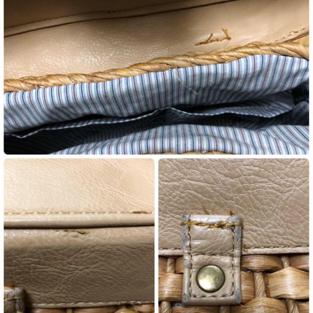 Ungrid(アングリッド)のUngrid ショルダーバッグ カゴバッグ レディースのバッグ(ショルダーバッグ)の商品写真