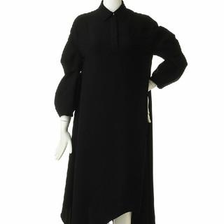 エンフォルド(ENFOLD)のEnfold PEツイルフレアシャツドレス(ロングワンピース/マキシワンピース)