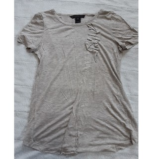 マークバイマークジェイコブス(MARC BY MARC JACOBS)のMARC BY MARC JACOBS グレーTシャツ(Tシャツ(半袖/袖なし))