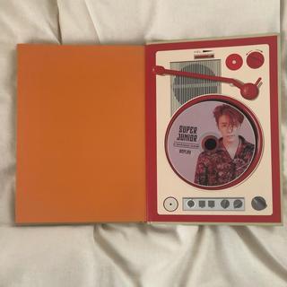 スーパージュニア(SUPER JUNIOR)のSUPERJUNIOR REPLAY CD ドンヘ(K-POP/アジア)