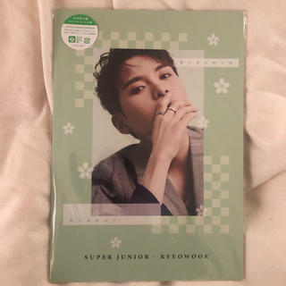 スーパージュニア(SUPER JUNIOR)のSUPERJUNIOR RYEOWOOK CD(K-POP/アジア)
