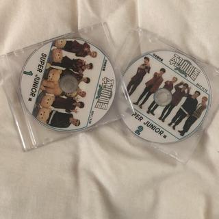 スーパージュニア(SUPER JUNIOR)のSUPERJUNIOR DVD(K-POP/アジア)