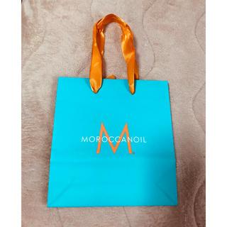 モロッカンオイル(Moroccan oil)のモロッカンオイル 紙袋 ショップ袋(ショップ袋)