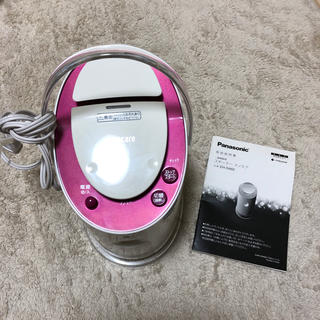 Panasonic - 美顔器 Panasonic スチーマーナノケア 品番 EH-SA60