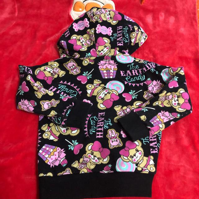 EARTHMAGIC(アースマジック)のアースマジック100 キッズ/ベビー/マタニティのキッズ服女の子用(90cm~)(Tシャツ/カットソー)の商品写真