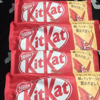 Nestle - キットカット赤4袋