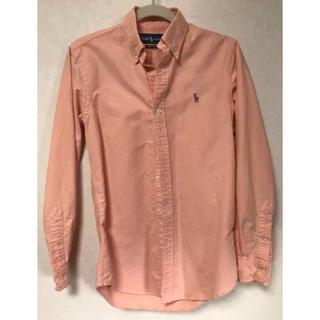 ラルフローレン(Ralph Lauren)のラルフローレン コットンボタンダウンシャツ XSサイズ(シャツ)