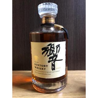サントリー(サントリー)のサントリー ウイスキー 響 旧ボトル 裏 ゴールドラベル 750ml 未開封(ウイスキー)