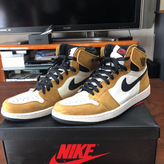 NIKE - NIKE AIR JORDAN 1 RETRO HIGH OG  30.5cm