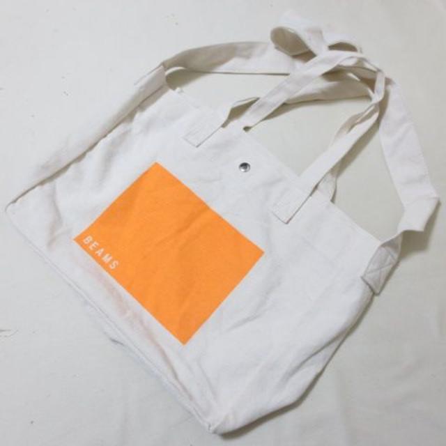 BEAMS(ビームス)のビームス 2WAY トートバッグ L581 レディースのバッグ(トートバッグ)の商品写真
