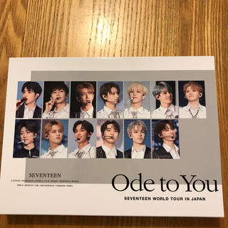 SEVENTEEN - Ode to You SEVENTEEN WORLD TOUR IN JAPAN