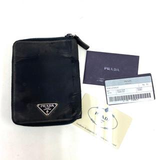 プラダ(PRADA)のPRADAラウンドファスナー折財布 プラダ折財布(折り財布)