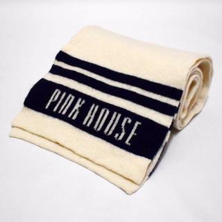ピンクハウス(PINK HOUSE)のピンクハウス 90sビンテージ マフラー(マフラー/ショール)