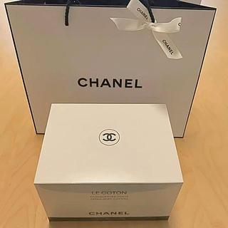 シャネル(CHANEL)の新品☆CHANEL☆シャネル  ル・コットン  ショッパー無しは¥1,000円(コットン)