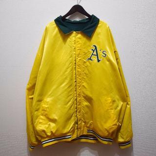 MLB オークランド・アスレチックス1987オールスター記念ブルゾン(スタジャン)