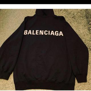 Balenciaga - BALENCIAGAパーカー 大人気 早い者勝ち