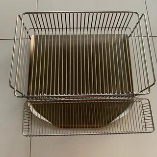 ラバーゼ la base 水切りかご(収納/キッチン雑貨)