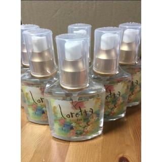 ロレッタ(Loretta)のロレッタ  ベースケアオイル  ヘアオイル  6本 新品(オイル/美容液)