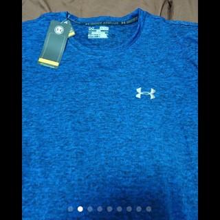 アンダーアーマー(UNDER ARMOUR)の#アンダーアーマー #3XL #4XL #ブルー #ブラック(Tシャツ/カットソー(半袖/袖なし))